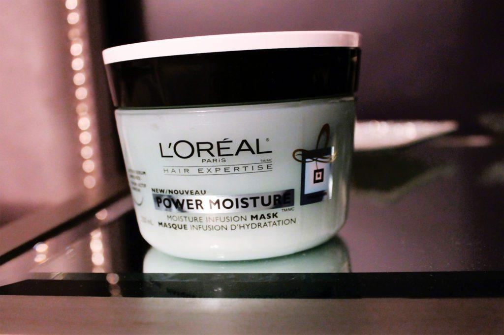 L'Oreal Power Moisture Hair Mask - Blush & Pearls