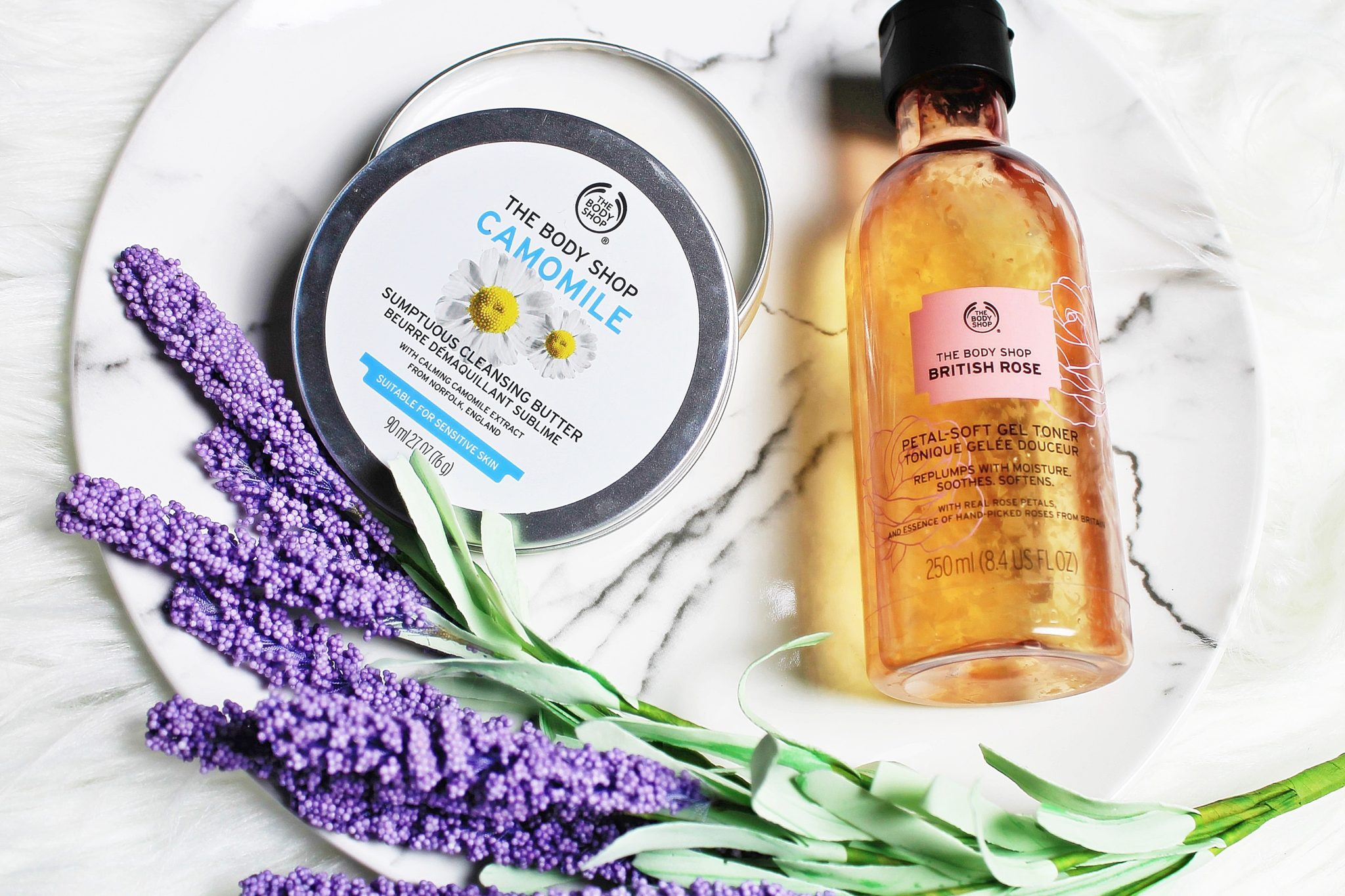 the-body-shop-gel-toner-cleansing-butter-review