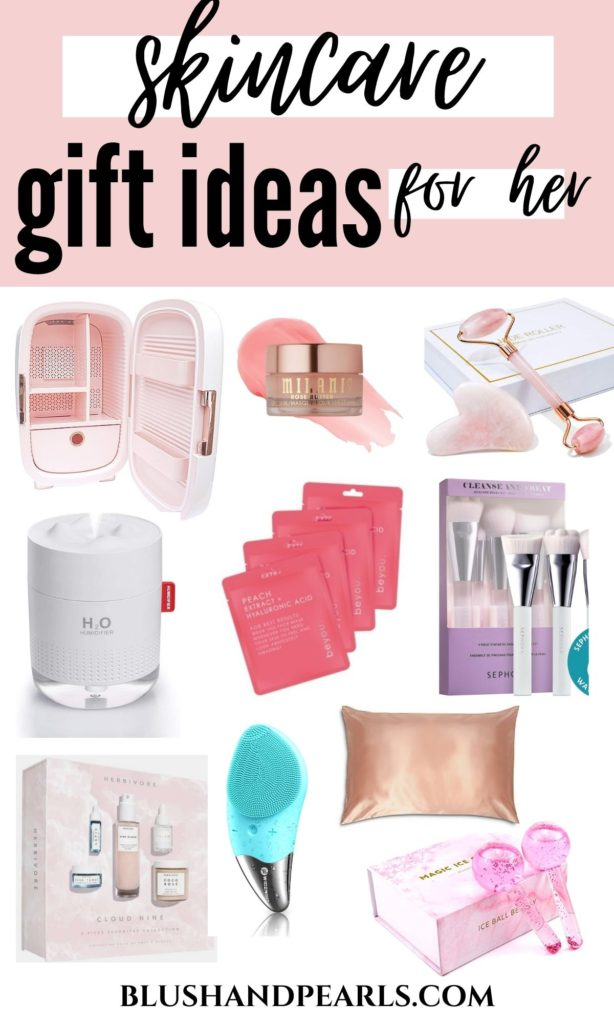 10 Gift Ideas For The Skincare Lover Blush Pearls